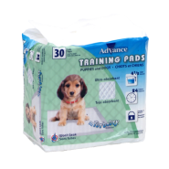 Advance Training Pads Turbo Dry 30 ct