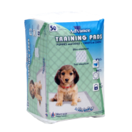 Advance Training Pads Turbo Dry 50 ct