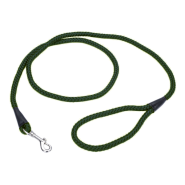Coastal Rope Leash Hunter Green 6