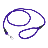Coastal Rope Leash Purple 6