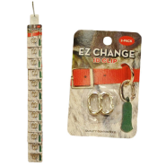 EZ Change ID Clip Clip Strip 12 pc