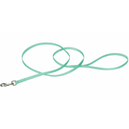 "Coastal Single-Ply Leash Teal 3/8""x4"