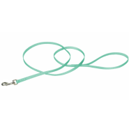 "Coastal Single-Ply Leash Teal 3/8""x6"