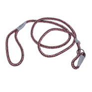 K9 Explorer Braided Rope Slp Leash Rosebud 6