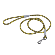 K9 Explorer Braided Rope Snap Leash Goldenrod 6