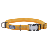 K9 Explorer Woven Adjustable Collar Desert 5/8x8-12""