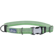 K9 Explorer Woven Adjustable Collar Meadow 5/8x10-14""