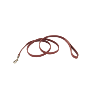 "CircleT Rustic Leather Leash 3/4""x6"