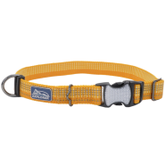 K9 Explorer Woven Adjustable Collar Desert 1x12-18""
