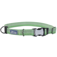 K9 Explorer Woven Adjustable Collar Meadow 1x12-18""
