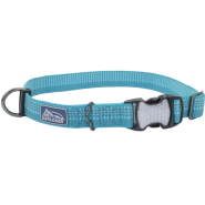 K9 Explorer Woven Adjustable Collar Ocean 1x18-26""