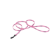 "HD Nyl Leash 5/8""x4"" Pink Barb Wire"