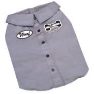 HD Pet Shirt Medium Grey Work