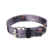"HD DblPly Std Printed Nyl Collar 1 1/2""x22"""