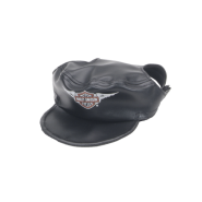 HD Pet Cap Large Black