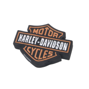 "Harley-Davidson 4.5"" Latex Bar and Shield"