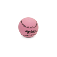 "HD 4.5"" Latex Pink and Black Ball"