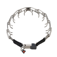 HS Ultra-Plus Prong Training Collar w/ClicLock 4.0 mm 24""