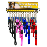 Adj. Check Training Collar with Buckle Display