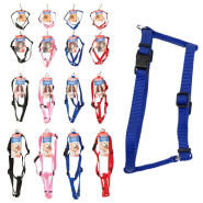 Standard Nylon Harness Display (choose 4 colors)