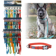 K9 Explorer Brights 6 Color All-Inclusive Collars & Leashes