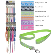 Alternative Lazer Brite Collar and 6