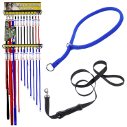 Round Nylon Training Collar & Specialty Leashes 2Tier