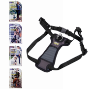 Walk Right! Front-Connect Padded Harness Display