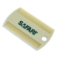Safari Cat Double Sided Flea Comb