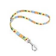 "Pet Attire Adj Grooming Loop BoltSnap 5/8x18"" Rescue"