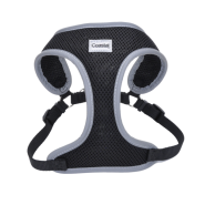 Comfort Soft Mesh Reflective Harness Black Small