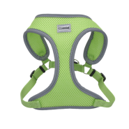 Comfort Soft Mesh Reflective Harness Lime Small