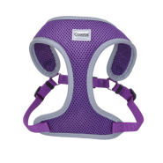Comfort Soft Mesh Reflective Harness Purple Small