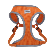 Comfort Soft Mesh Reflective Harness Sunset Orange Small