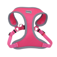 Comfort Soft Mesh Reflective Harness Neon Pink XSmall
