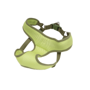 "Comfort Soft Wrap Adj Harness 3/4x22-28"" Lime Medium"