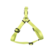 "Comfort Wrap Adj Nyl Harness 1x26-38"" Lime"
