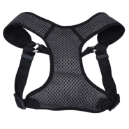 "Comfort Soft Sport Wrap Adj Harness 1x28-36"" Grey/Black"