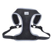 Comfort Soft Mesh Reflective Harness Black Large