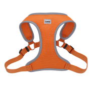 Comfort Soft Mesh Reflective Harness Sunset Orange Large