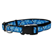 Celebration Christmas Dog Collar 5/8-12