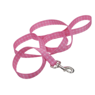 "Pet Attire Leash 3/4""x4"