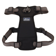 "K9 Explorer Brights Reflct Front Harness 1x26-38"" Mountn"