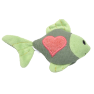 Catnip Oil Toy Fish