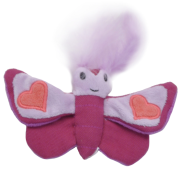 Catnip Oil Toy Butterfly