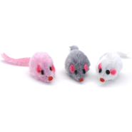 Furry Mouse Bulk Bin- 90 Pcs