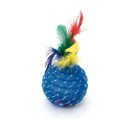 "Rascals Cat 4.5"" Pineapple w/Feathers"