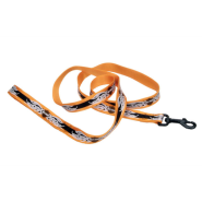"HD Nyl Leash 1"" x 6"