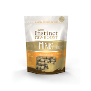 Instinct Boost Cat Chicken Mini Bites 2.25 oz