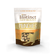 Instinct Dog Freeze Dried Chicken Boost Munchies 4 oz